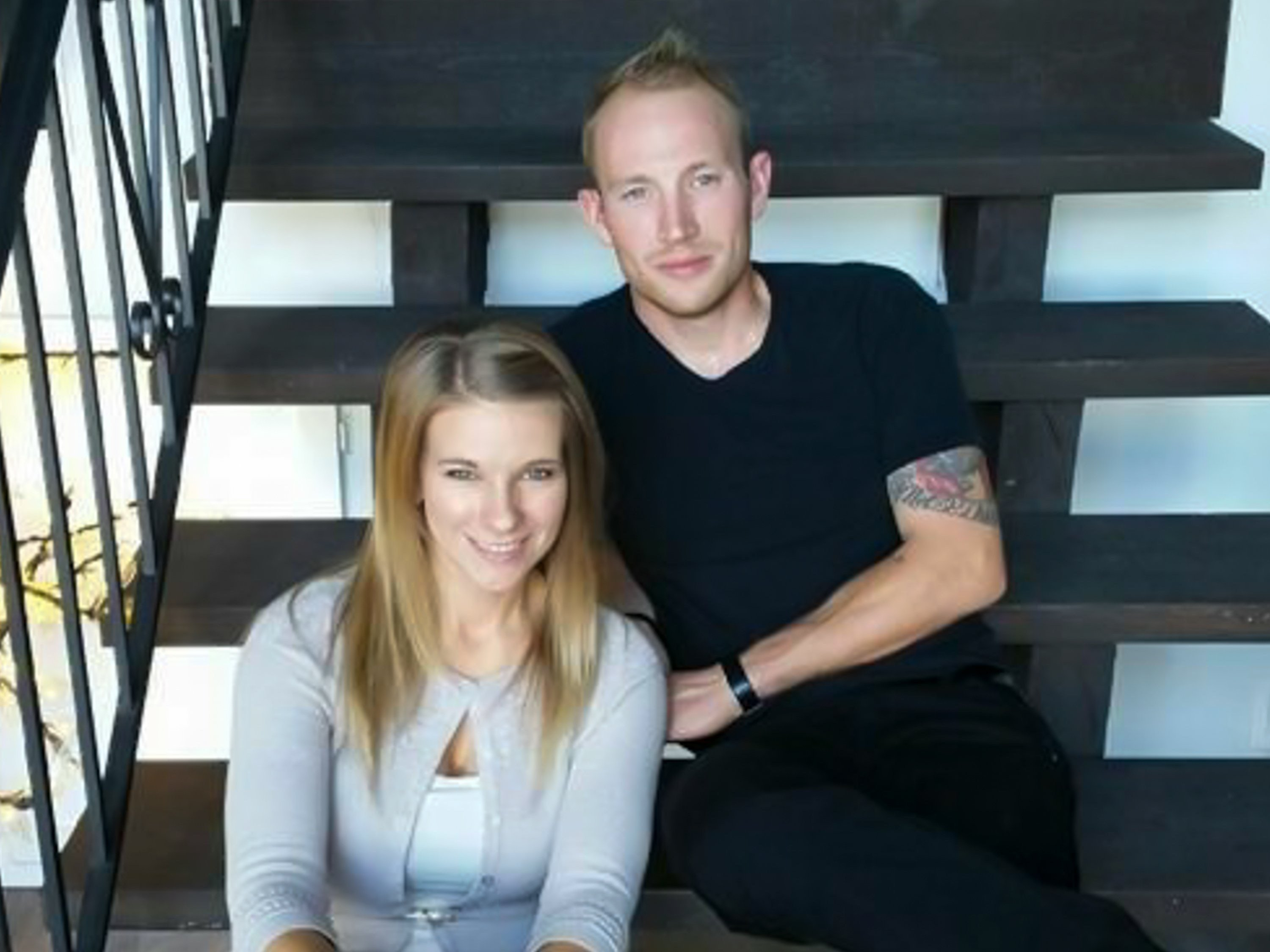 After months of online searching, open houses and having several offers rejected, Kayela Robertson and her husband, Cody, finally snagged a home in Seattle. (Source: Courtesy Kayela Robertson)