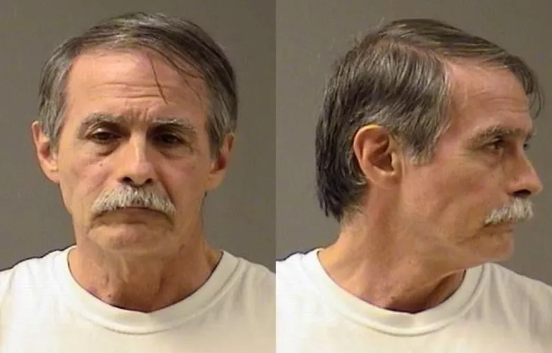 Wesley Couture,60, (Yellowstone County Sheriff's Office photo)