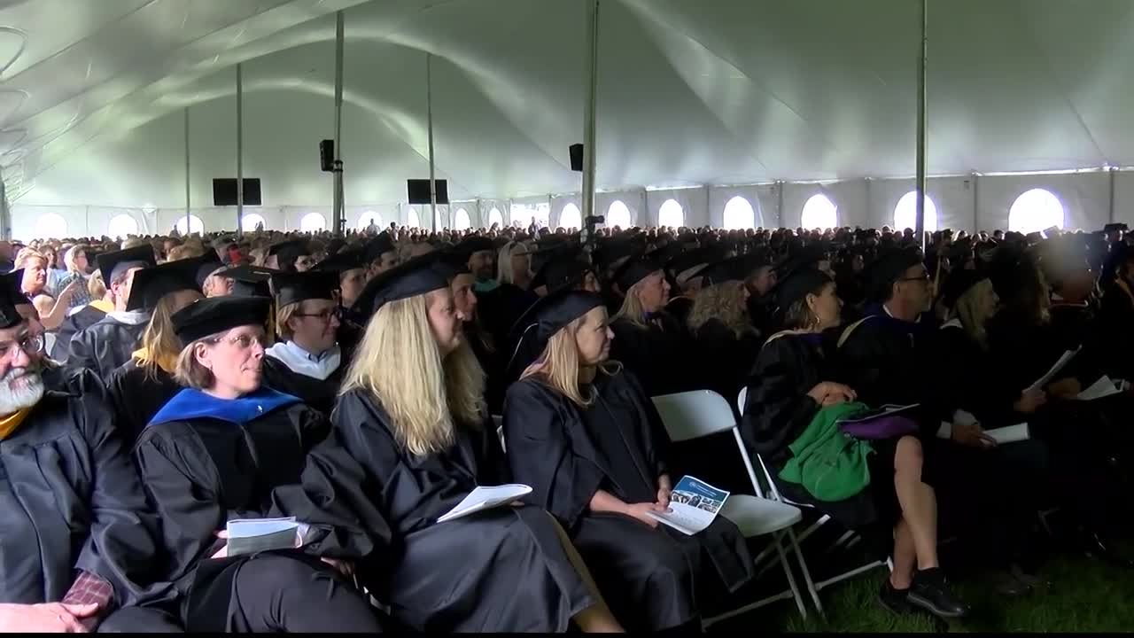FVCC recognized almost 400 students for completing graduation requirements during the 2017–2018 academic year. (MTN News photo)