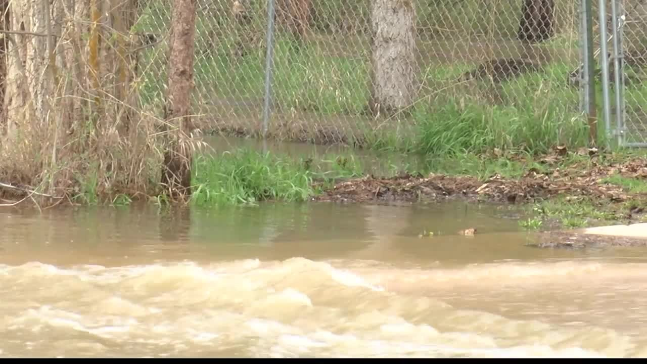The Clark Fork River is expected to return to moderate flood stage later this week. (MTN News photo)