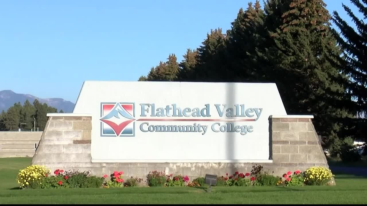 Flathead Valley Community College in Kalispell (MTN News photo)