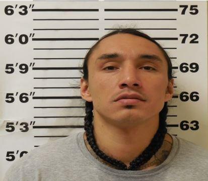 Armund Bulltail (MT Department of Corrections photo)