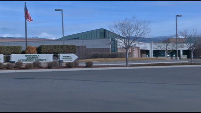 Missoula County Detention Center.