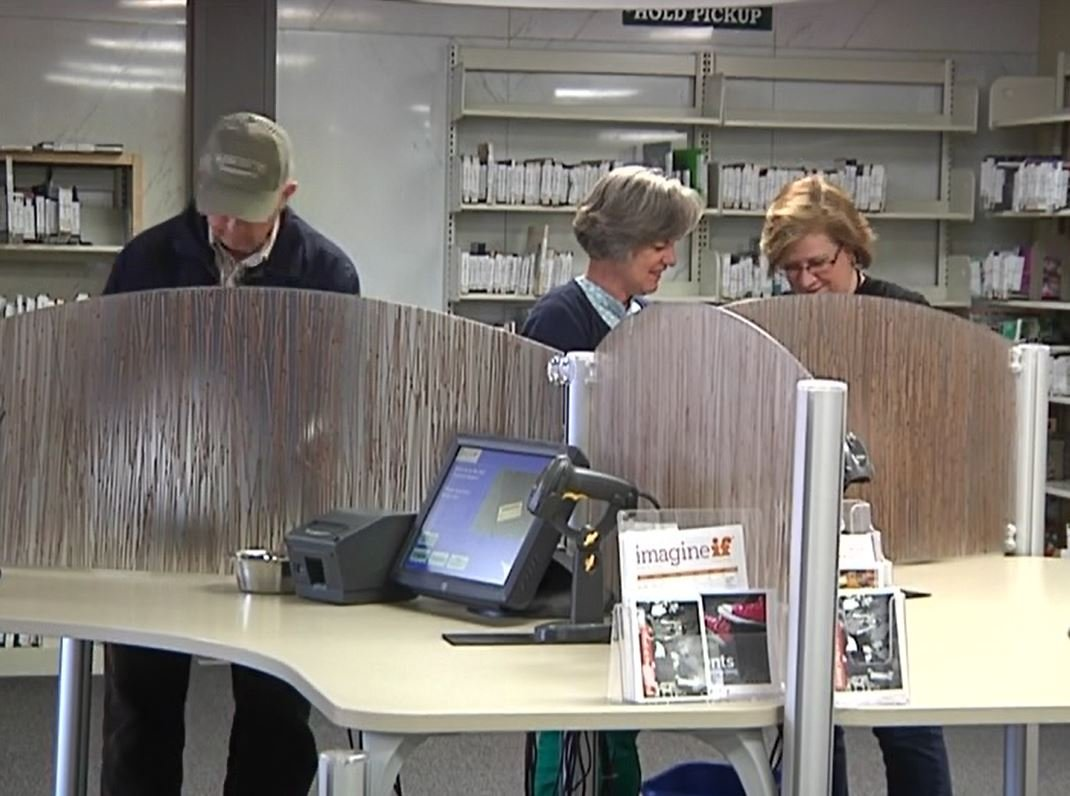 ImagineIF helps Kalispell library to grow