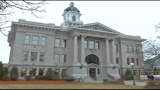 Missoula County Courthouse (MTN News photo)