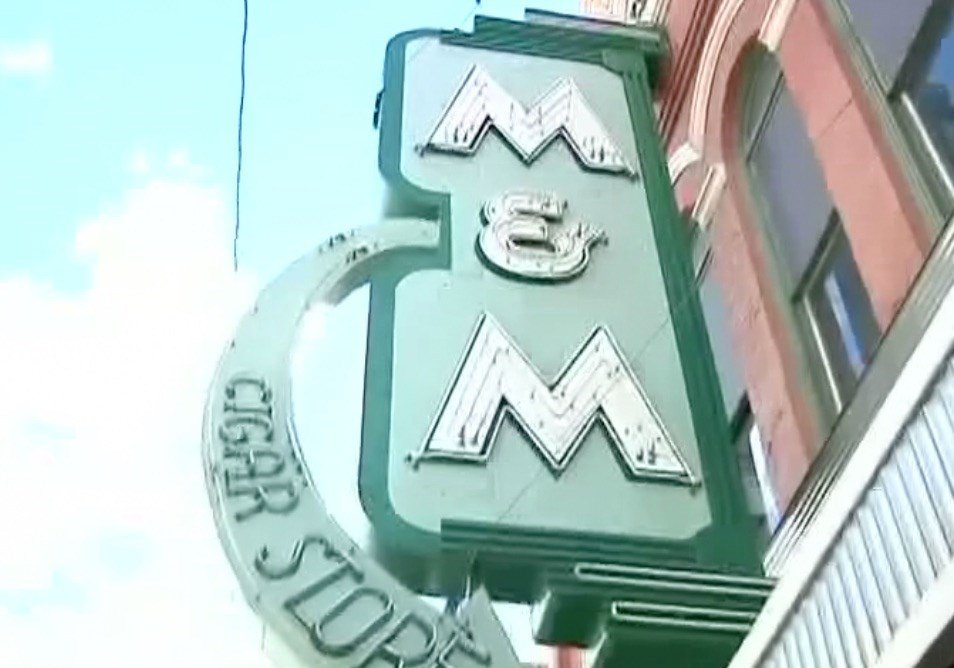 Ray Ueland bought Butte's historic M&M restaurant at 9 N. Main St. (MTN News photo)