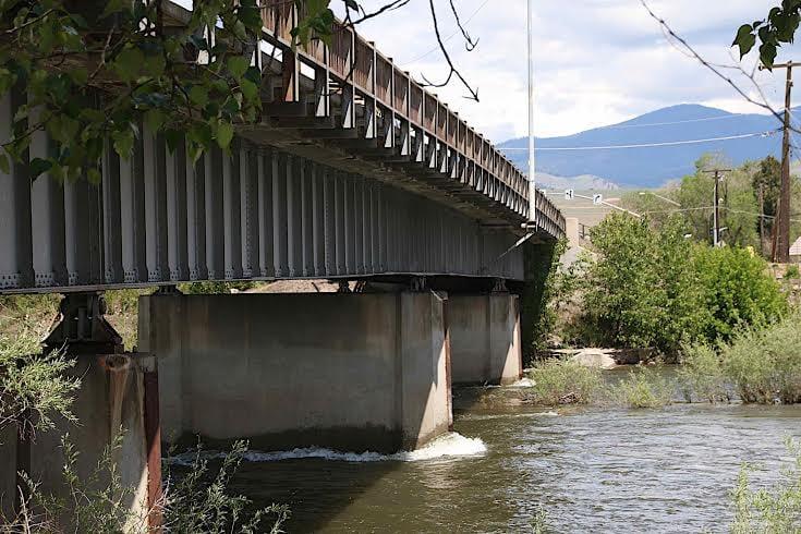 Russell Street Bridge (MTN News photo)