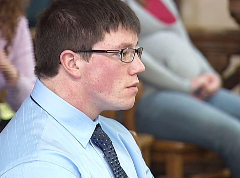 Beau Donaldson (MTN News photo)
