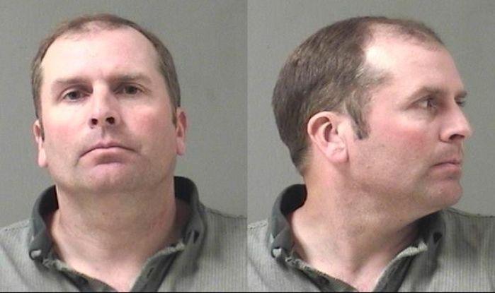 Scott Nichols, 42, sentenced to 10 years in prison (YCDF)