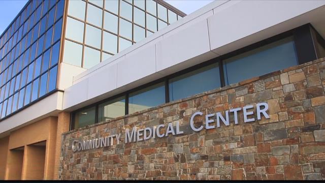 Community Medical Center in Missoula. (MTN News photo)