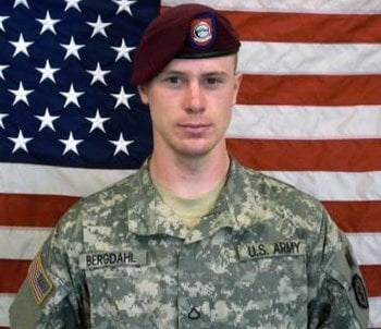 Spc. Bowe Bergdahl (photo credit: US Army)