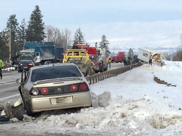 Missoula Car Accident Report