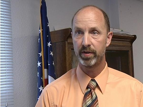 Ravalli County Commissioner Greg Chilcott (MTN News photo/Dennis Bragg)