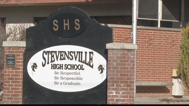 Stevensville High School (MTN News file photo)