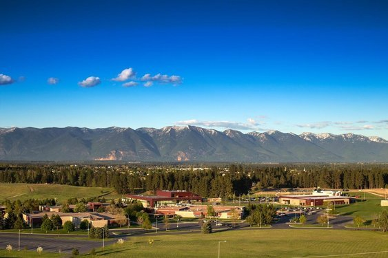 Flathead Valley Community College in Kalispell (MTN New file photo)