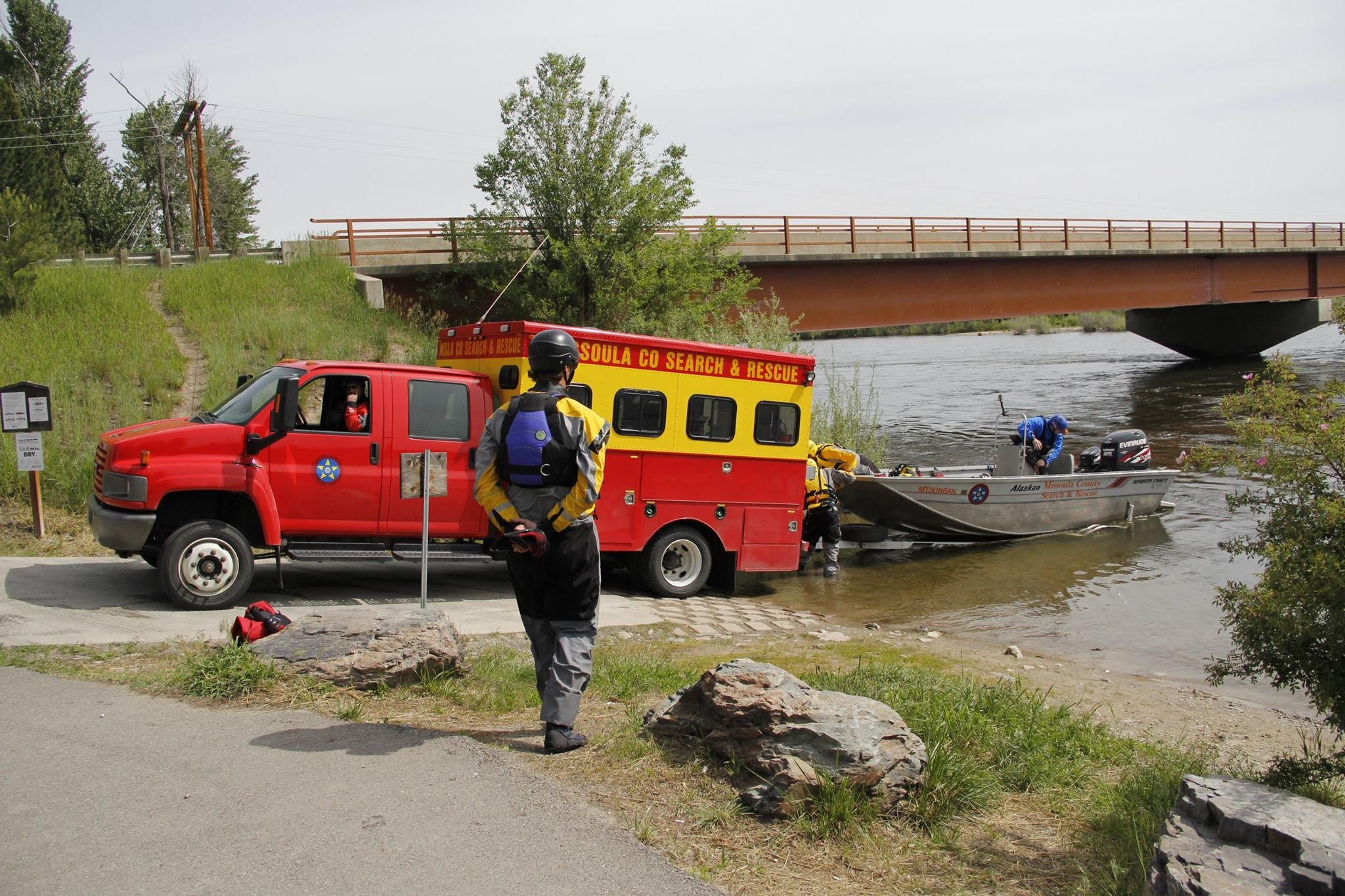 Stolen vehicle found in missoula river for Bitterroot motors toyota missoula