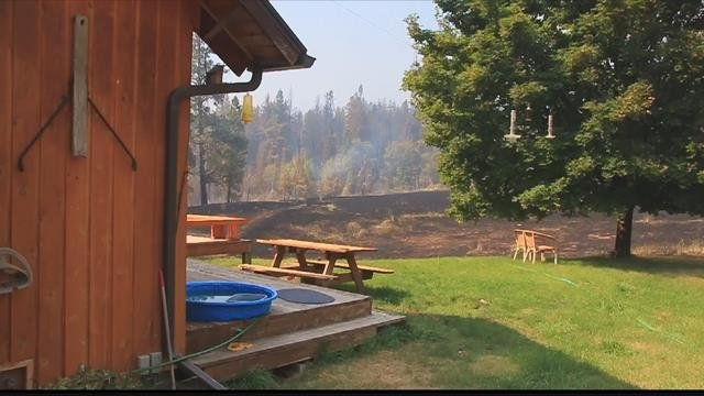 Course on wildfire defense for homeowners coming to for Building a defensible home