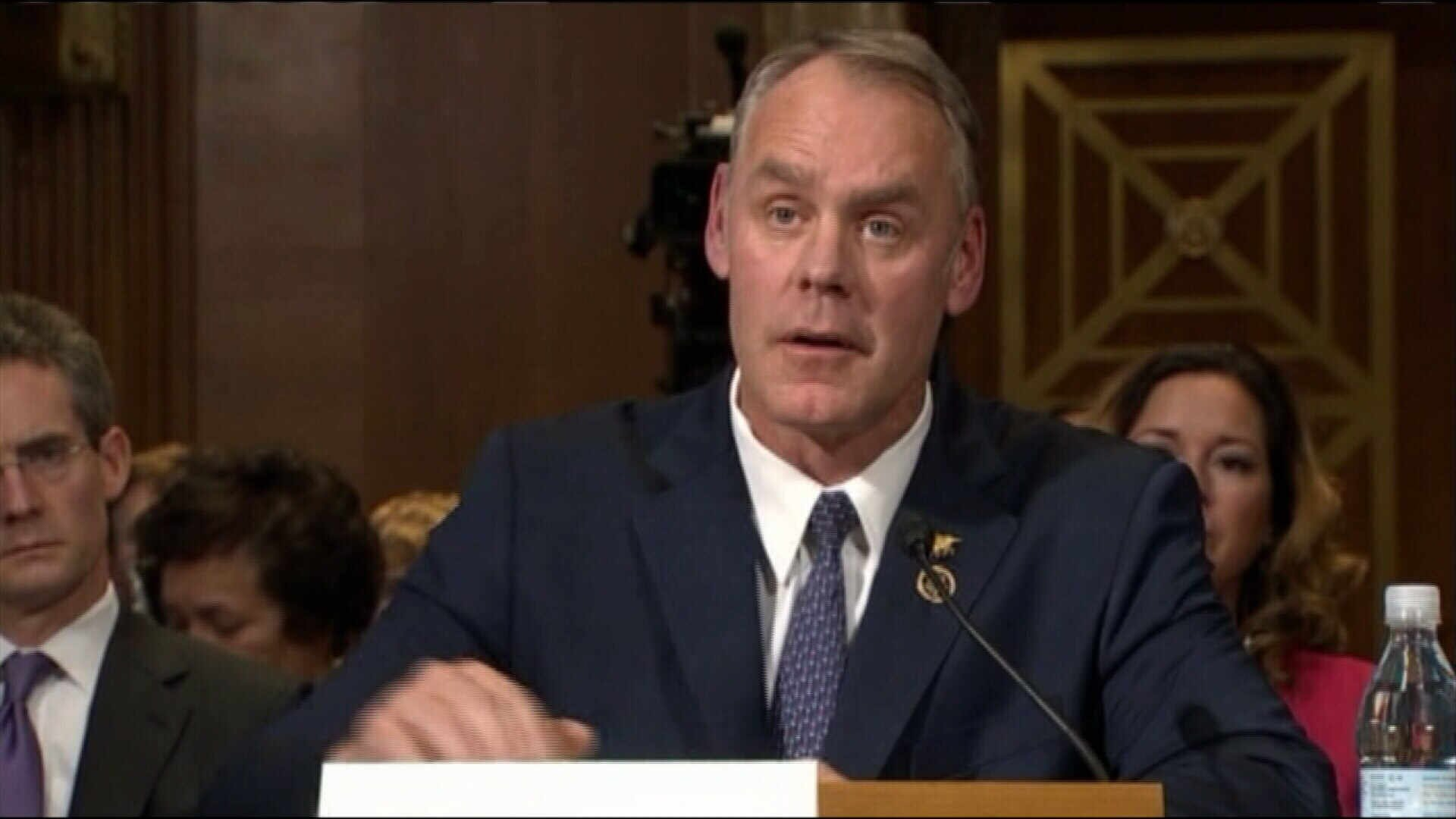 Zinke confirmation vote delayed - KPAX.com | Continuous News ...