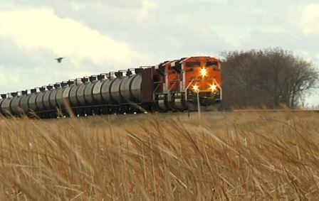 BNSF to lay off 55 in Glendive - KRTV News in Great Falls