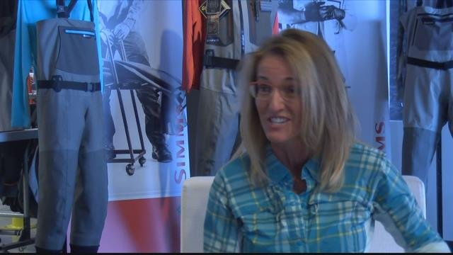 Montana made simms fishing products of bozeman krtv for Simms fishing jobs