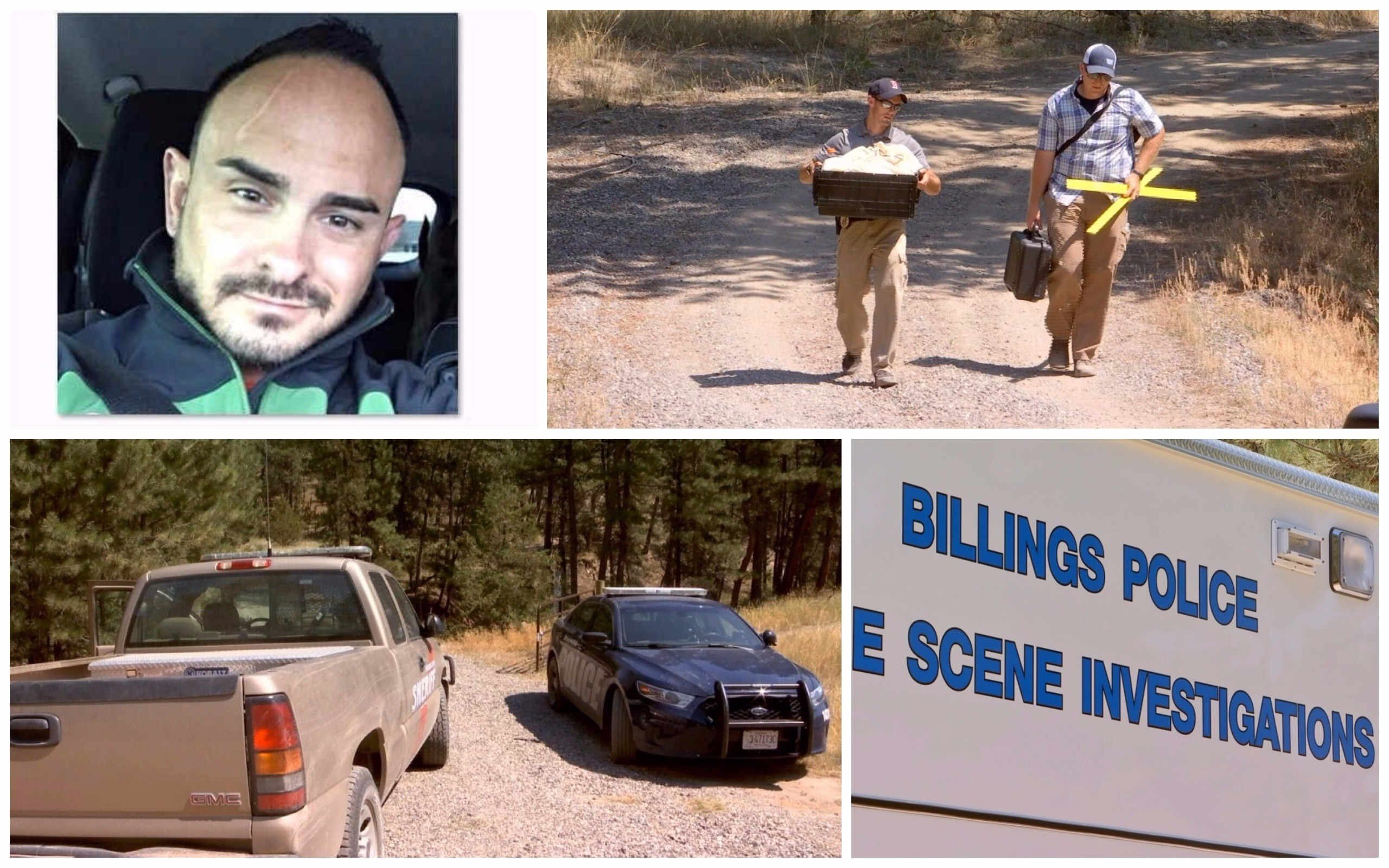 Montana sanders county dixon - Forensic Experts With The University Of Montana Walked Into The Woods Off Juniper Road South Of Roundup To The Scene Of The Shallow Grave Where The Body