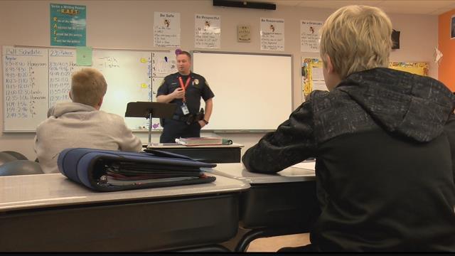 MTN News file photo of former Stevensville school resource officer Samuel Fawcett.