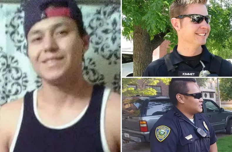 The seven jurors in the coroner's inquest into the fatal shooting of Thomas  Jordan Addision by Great Falls police officers have determined that the  shooting ...