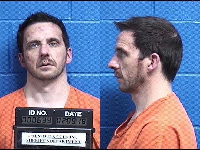 Man arrested in missoula after vehicle foot chase krtv for Bennett motors great falls