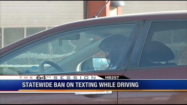 ban texting while driving Texting while driving, also called texting and driving, is the act of composing, sending the insurance product would not ban texting while driving.