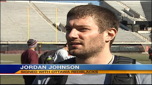 Jordan Johnson Football