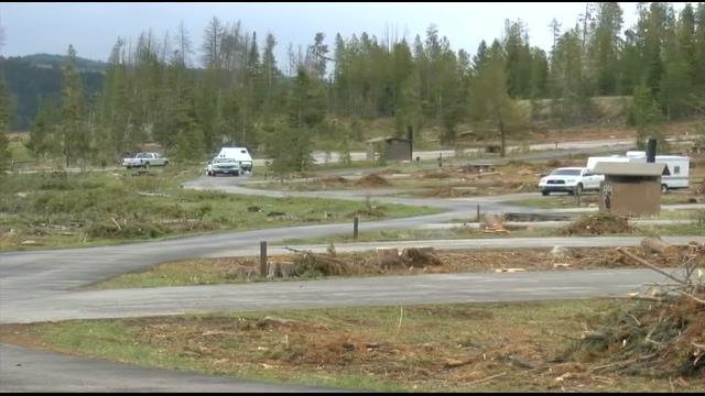 Georgetown Lake Campground Gets Safety Makeover Kpax Com