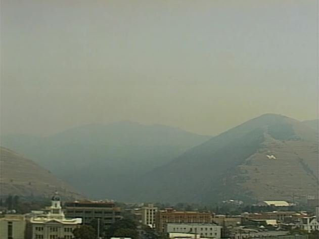 Air quality continues to suffer in Western Montana as fires burn ...