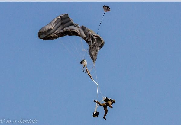 Soldier Hurt In Hamilton Parachute Incident Out Of The