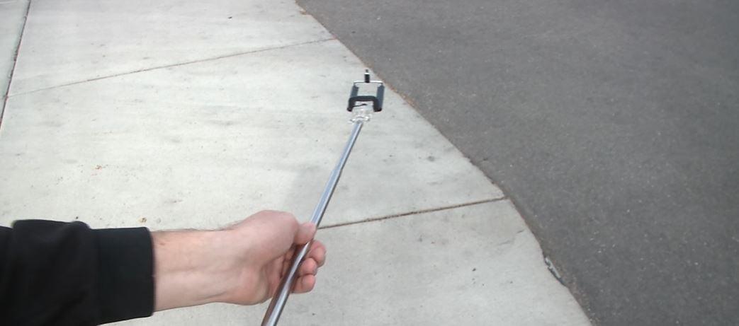 selfie sticks allowed at griz games just don 39 t use them krtv news in. Black Bedroom Furniture Sets. Home Design Ideas