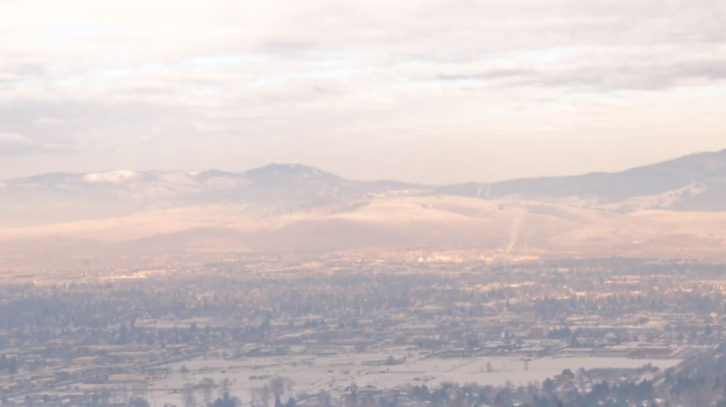 Stage I' Air Pollution Alert remains in effect for Missoula Cou ...