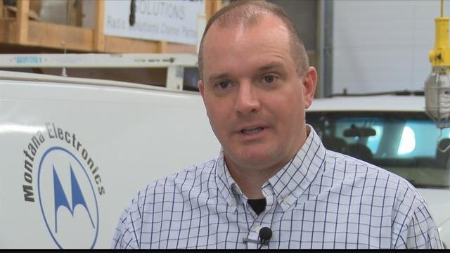 Missoula County Undersheriff Jason Johnson is moving on to a new endeavor. (MTN News photo)