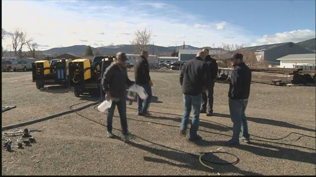 Montana Fish, Wildlife and Parks has a new tool in the fight against invasive mussels. (MTN News photo)