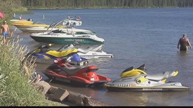 Some restrictions on watercraft in Flathead Reservation waters are already in effect. (MTN News photo)