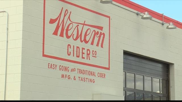 The Western Cider Company is located at 501 N. California St. in Missoula. (MTN News photo)