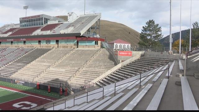 Washington Grizzly Stadium on the University of Montana campus in Missoula (MTN News file photo)