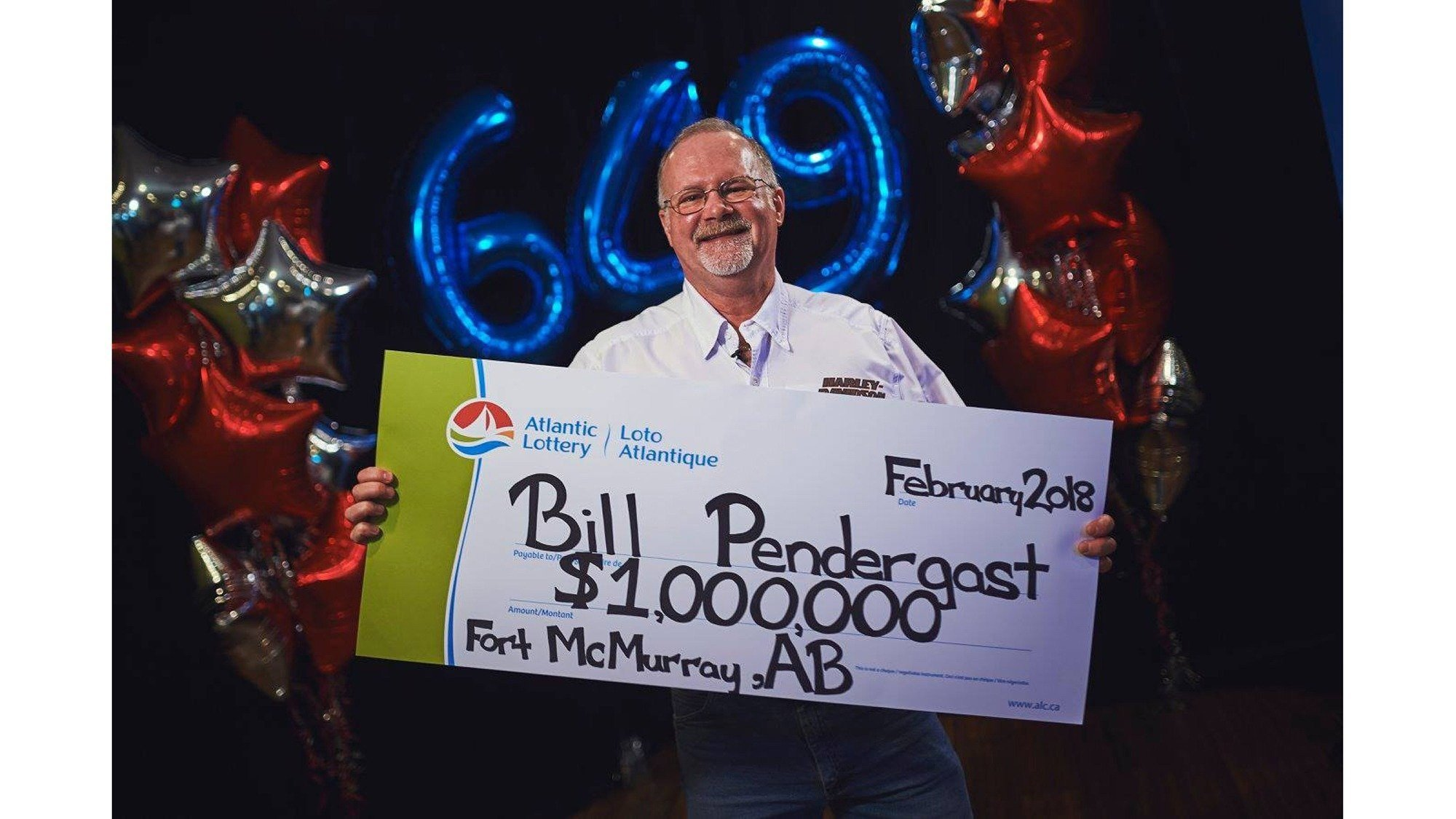 Bill Pendergast has spent the last two years rebuilding his home, which burnt down when a wildfire raged through Fort McMurray, Alberta. (photo credit: Atlantic Lottery)