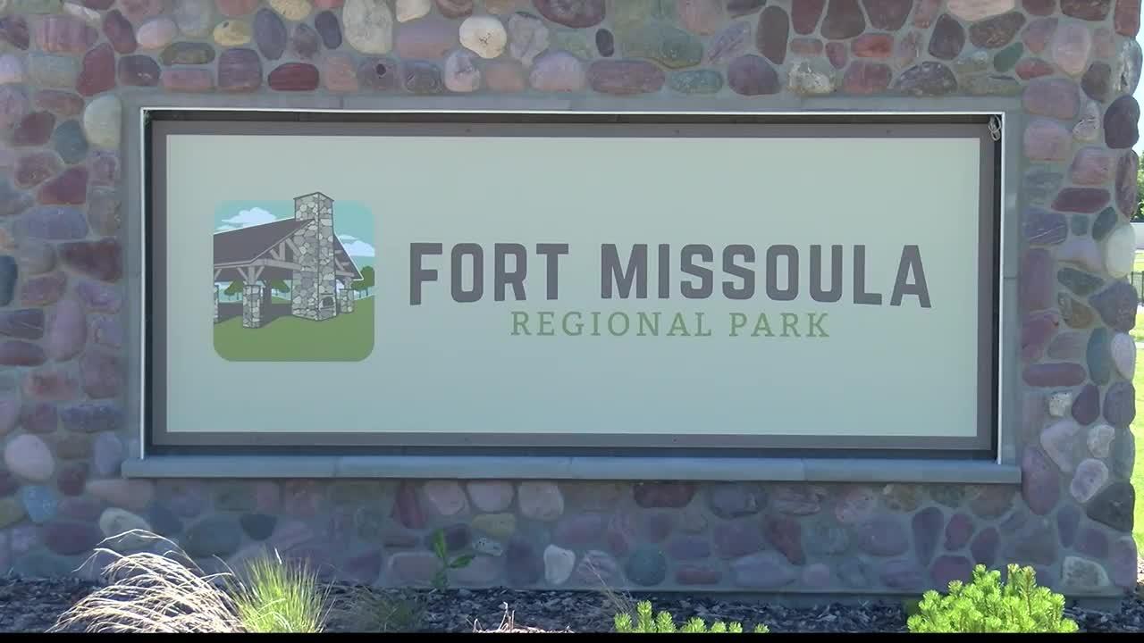 Fort Missoula Regional Park on South Avenue in Missoula (MTN News photo)