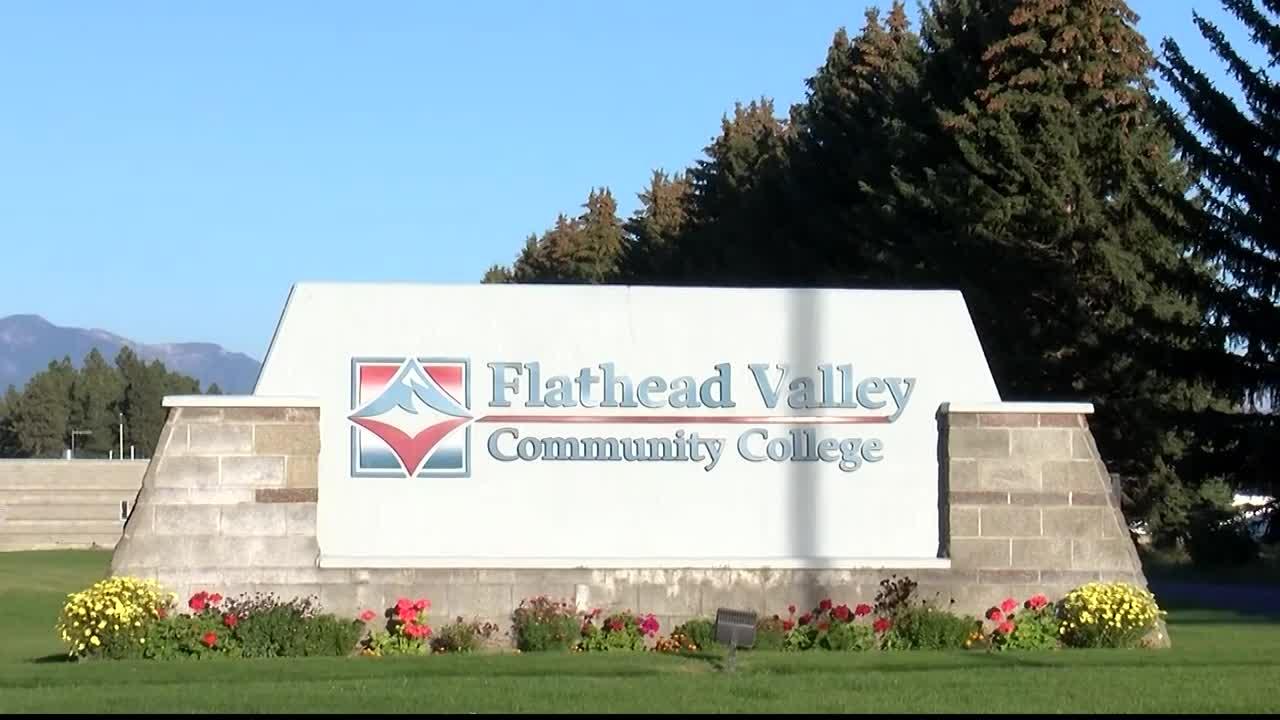 Flathead Valley Community College in Kalispell (MTN News photo)