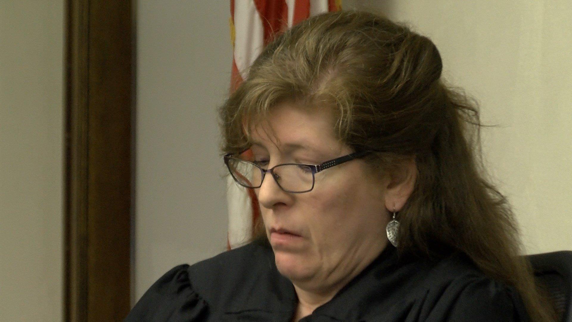 Judge Marie Anderson. (Connor McCauley/MTN News photo)