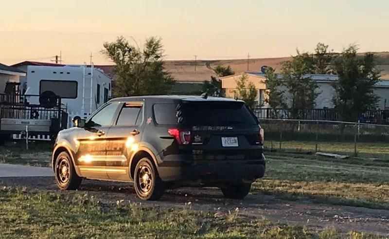 One person wasshot in Sun Prairie on Wednesday evening. (MTN News photo)