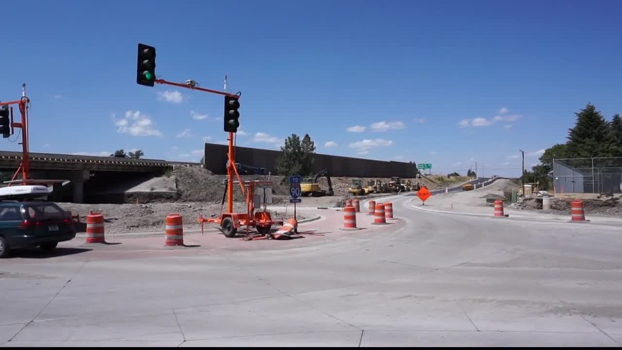 Construction changes and Monday's Pearl Jam concert in Missoula could cause traffic headaches. (MTN News photo)