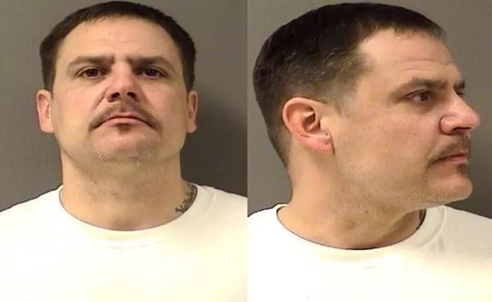 Timothy Gibson (MT Dept. of Corrections photo)