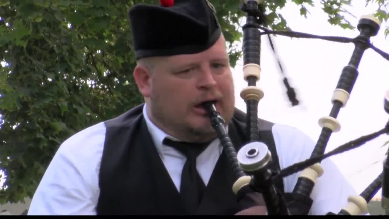The Daly Mansion in Hamilton played host to the 9th annual Celtic Festival. (MTN News photo)