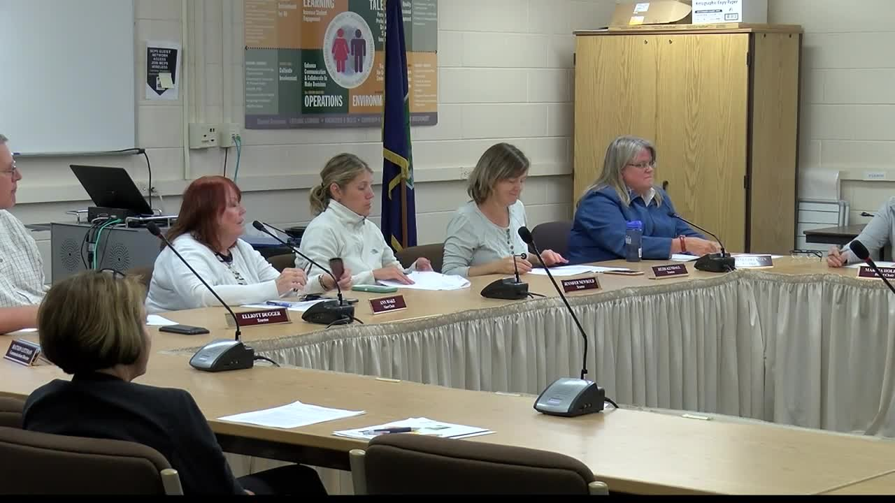 The Missoula County Board of Trustees has unanimously passed the 2018-2019 budgets. (MTN News photo)