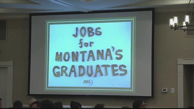 Conference held in Helena (MTN News photo)